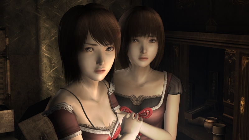 New Fatal Frame Game Announced for Wii U