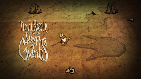 Giants wander the world in new Don't Starve DLC