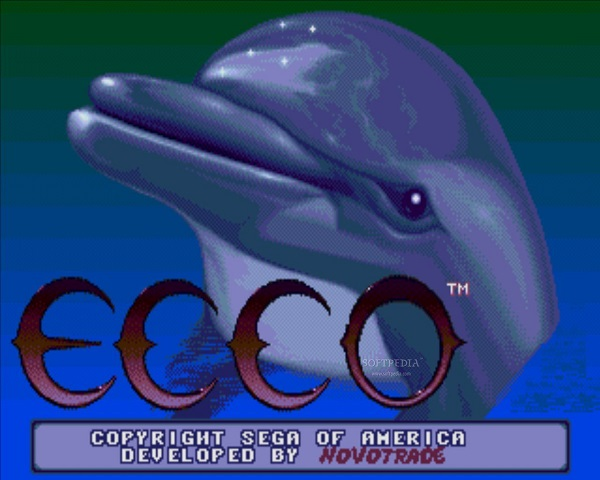 Honorable Mention in Horror: Ecco the Dolphin