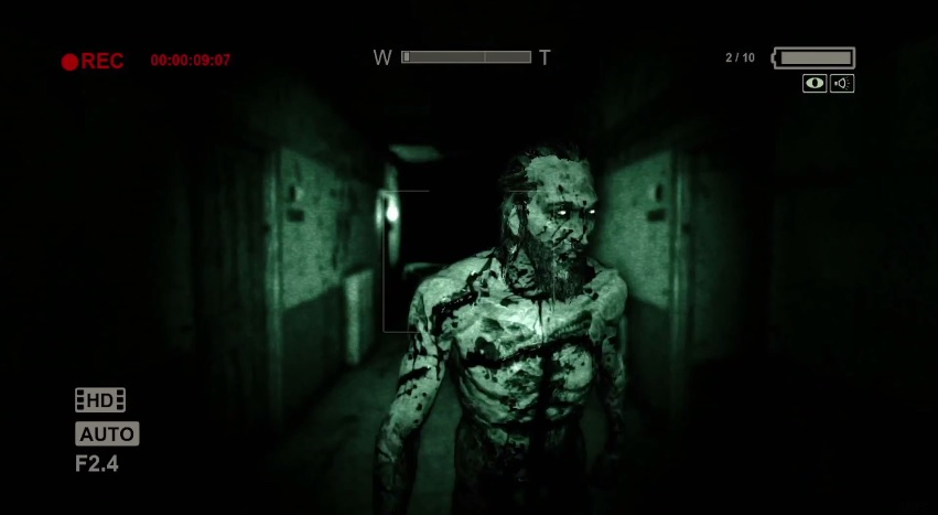 Outlast: Whistleblower Will be $8.99, Have a Fancy (Nasty) Trailer