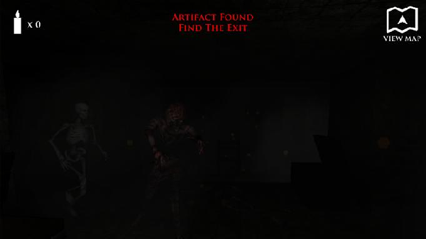 Dungeon Nightmares is haunting your internet browser