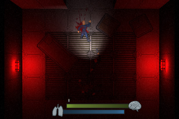 Stazis is classic browser horror