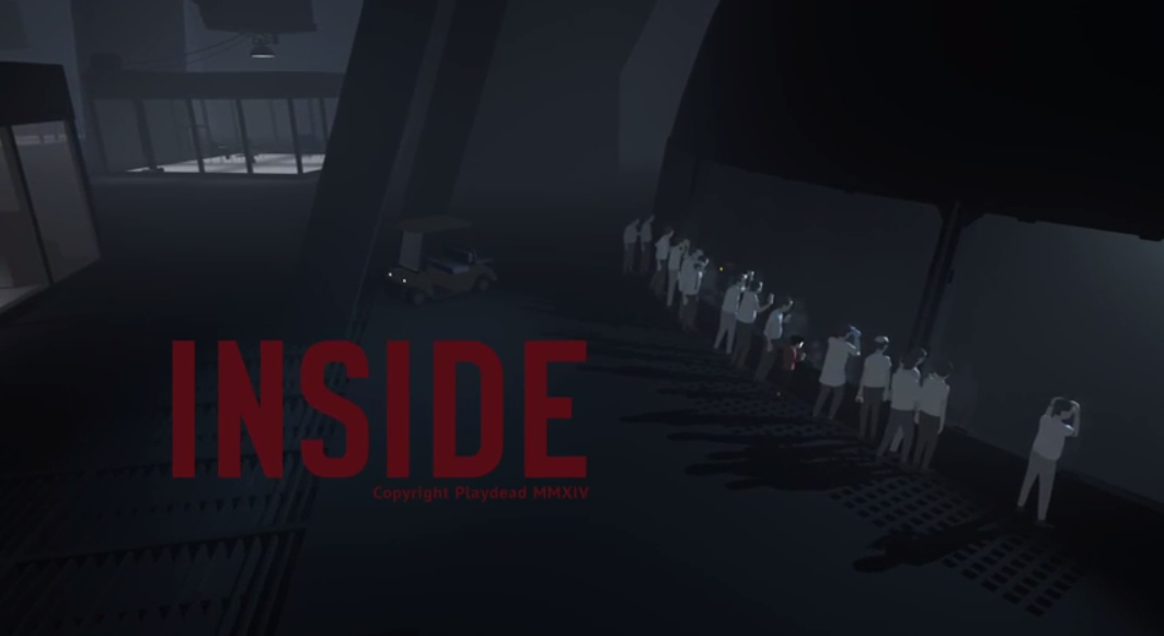 E3 2014: INSIDE, a bleak atmospheric game by the creators of LIMBO