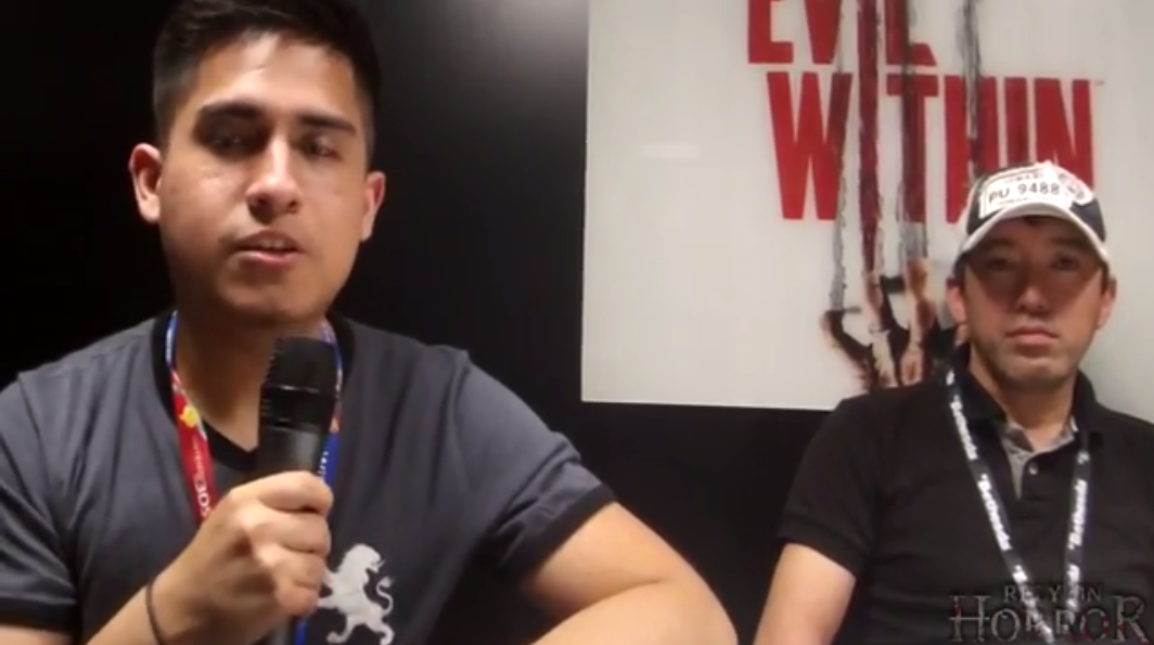 E3 2014 Interview: Shinji Mikami on The Evil Within