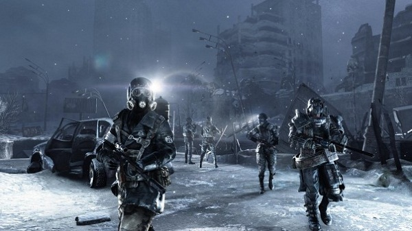 Metro Redux is coming out this August