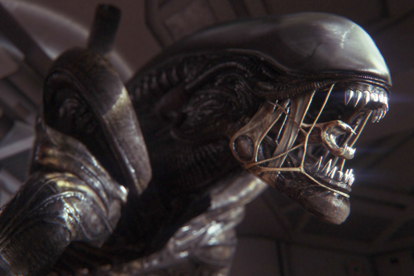 Alien: Isolation can be completed without killing enemies, allows revisiting of previous levels