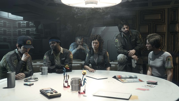 Relive scenes from Alien film with Isolations' preorder DLC