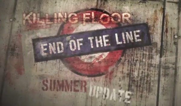 New Killing Floor content update will keep you inside this summer