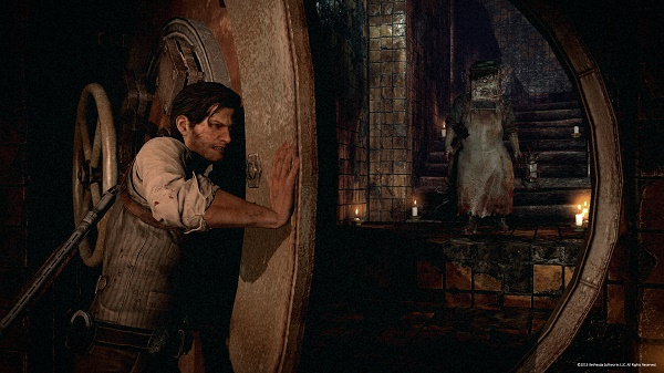 The Evil Within to release one week earlier