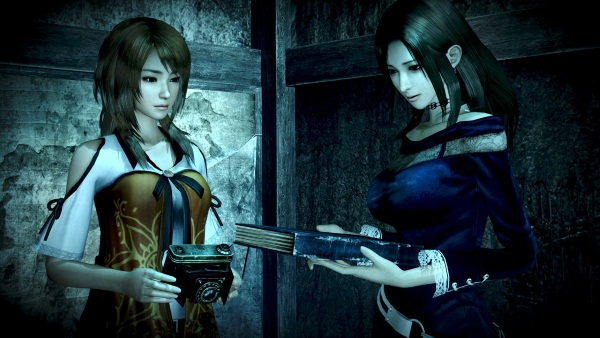 The new Fatal Frame trailer now has English subtitles.