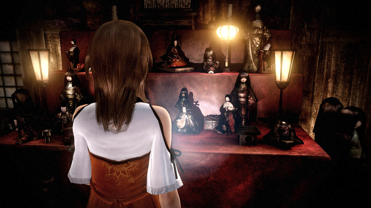 Fatal Frame V: The Black Haired Shrine Maiden officially announced for Wii U