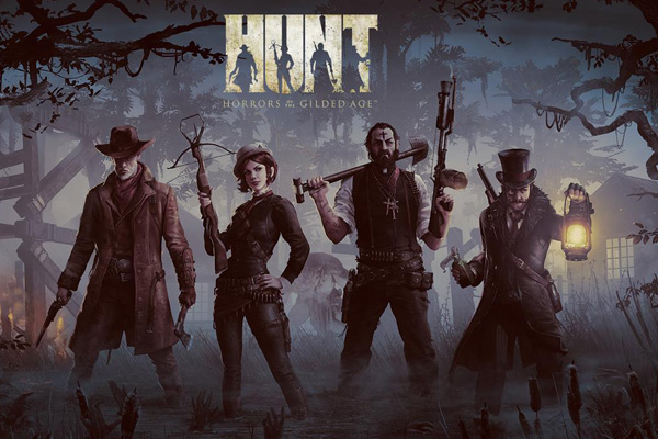 Hunt: Horrors of the Gilded Age Moves to Crytek's Frankfurt Studio