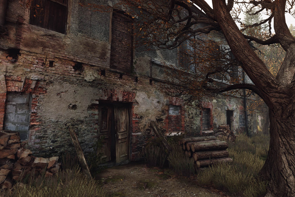 The Vanishing of Ethan Carter devs talk about interiors