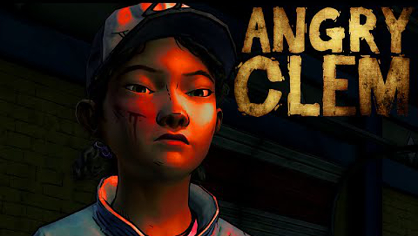 'Angry Clem' Episode 3 – In Harm's Way