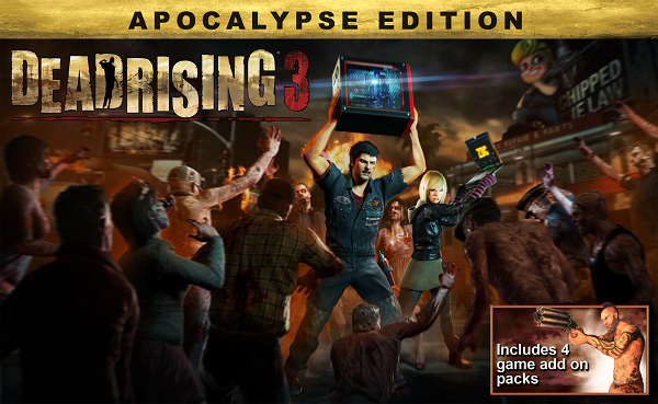 Dead Rising 3 on PC to include 4 DLC stories