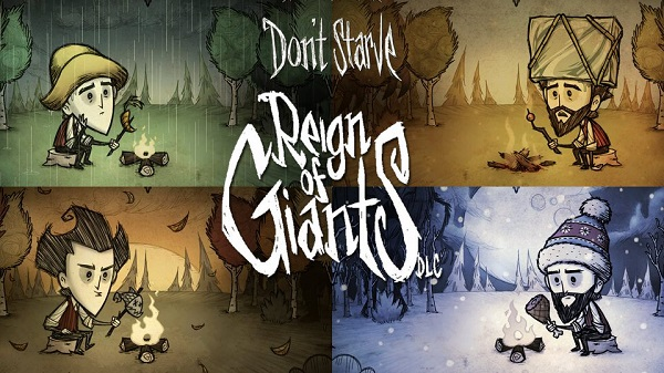 Don't Starve's Giant DLC coming to PS4 next week