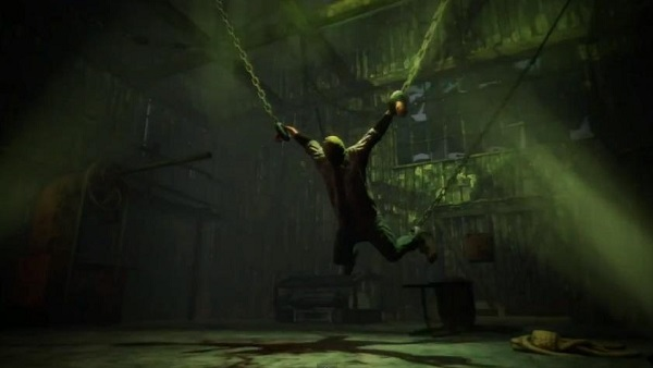 Another trademark filed on Until Dawn