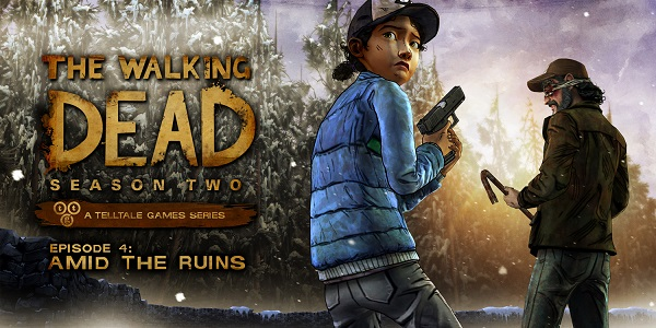 The Walking Dead S2: 'Amid the Ruins' drops next week