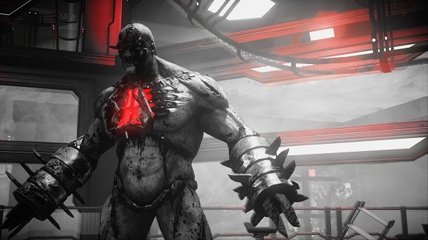 Killing Floor 2's Bullets, Blades, and Blood made my nose bleed
