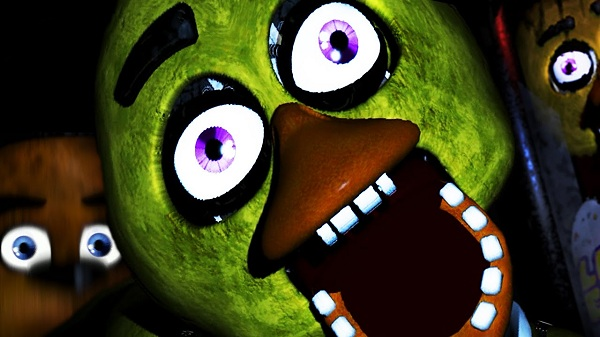 Five Nights at Freddy's now available on Android