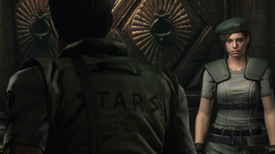 New images show off Resident Evil Remake's HD graphics