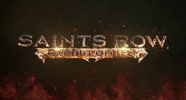 New Saints Row IV expansion takes us to the depths of hell