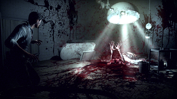 The Evil Within has gone gold!