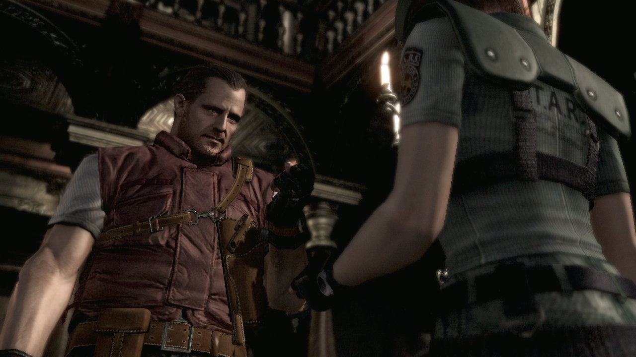 Resident Evil HD Remaster will have premium physical copies…in Asia