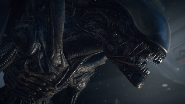 New snippets of Alien: Isolation gameplay
