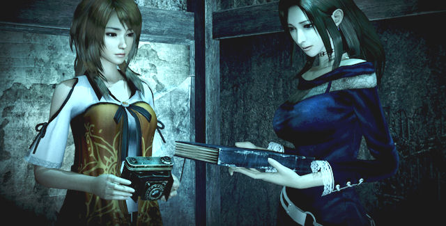 Japanese Fatal Frame 5 stream lists game with new English title; Hmm!