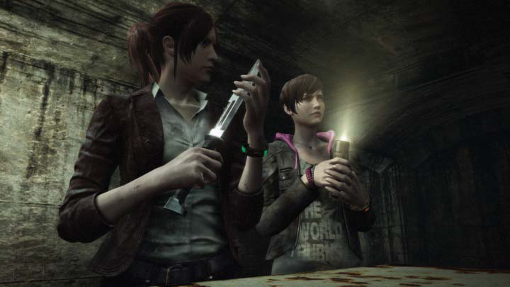 Resident Evil Revelations 2 will bring back familiar faces, Raid Mode confirmed
