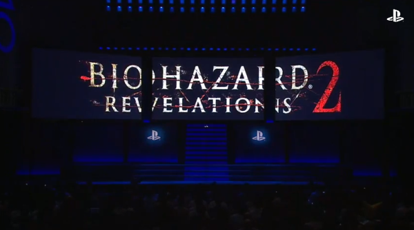 Resident Evil: Revelations 2 will release next year (Update)
