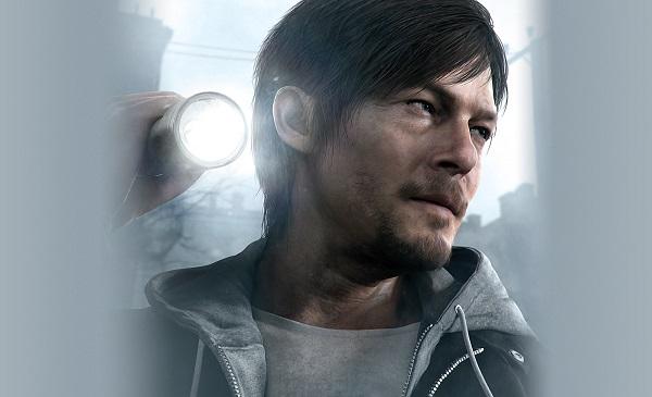 Here's another look at Norman Reedus in Silent Hills (Update: Del Toro Talks Silent Hills)