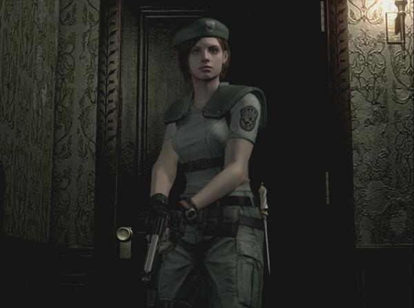 Capcom unveils more Resident Evil HD Remaster screens