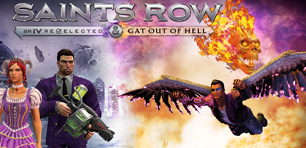 Saints Row: Gat out of Hell gets a new trailer and an earlier release date