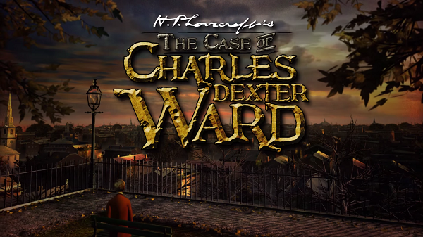 The Case of Charles Dexter Ward rises on Kickstarter