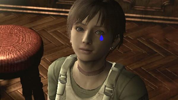Shinji Mikami likes Rebecca Chambers the least