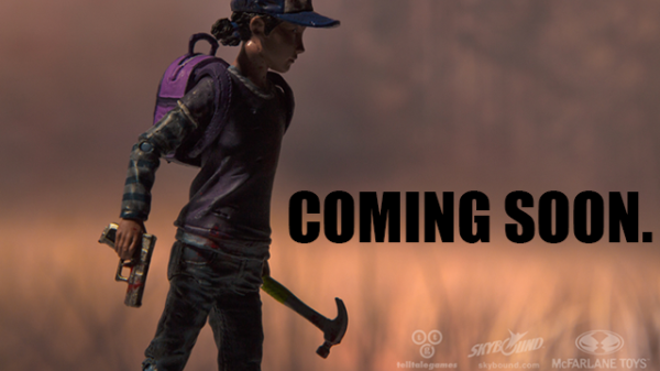 NYCC 2014: Clementine action figure announced, from McFarlane Toys