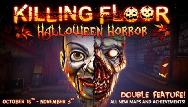 Killing Floor's Halloween Horror Double Feature brings new maps and the Toy Master Mod
