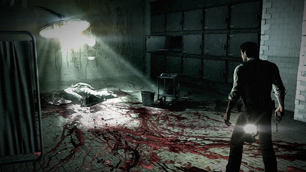 Digital pre-load for The Evil Within on Xbox One goes live