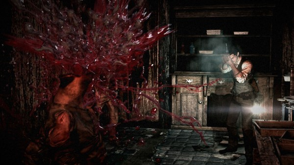 The Evil Within demo now available on Steam
