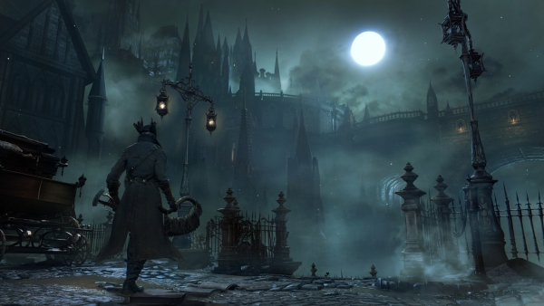 Check out these new Bloodborne screens!