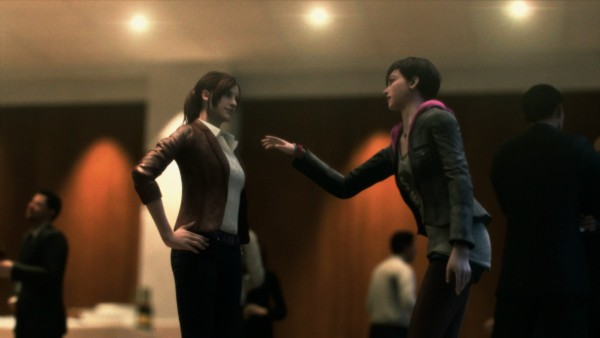 Barry will be a playable character in Resident Evil Revelations 2