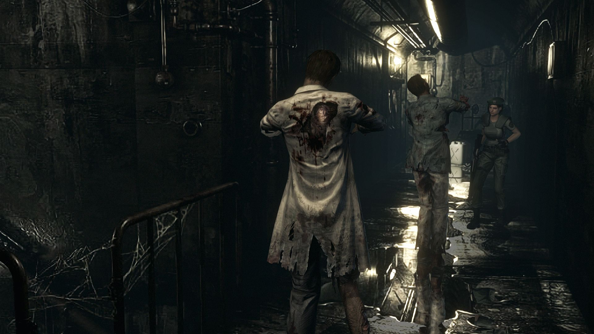 Capcom Shows Off Current-gen Images From Resident Evil HD