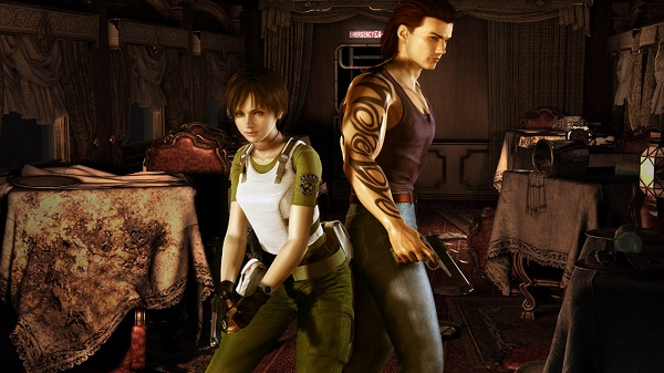 Is Resident Evil 0 getting the HD Remaster treatment too?