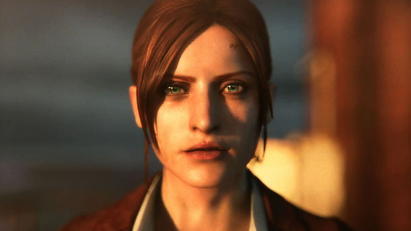 Resident Evil Revelations 2 intro has some seriously forced smiles (Update: Now in English)