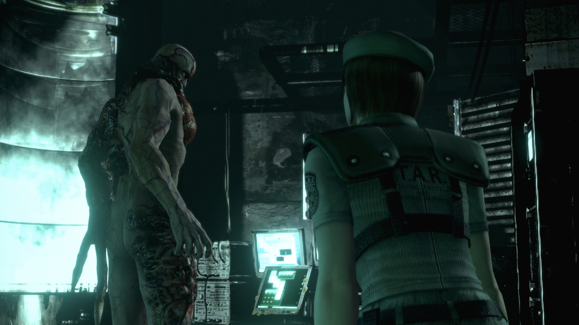 Release Date For Resident Evil Hd Remaster Revealed Plus New