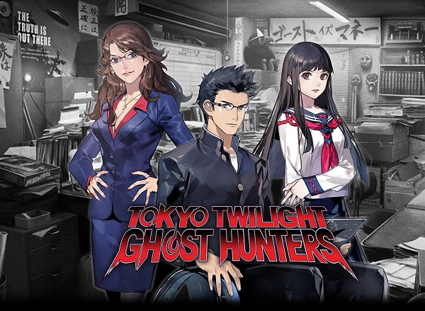 Tokyo Twilight Ghost Hunters confirmed for a March release