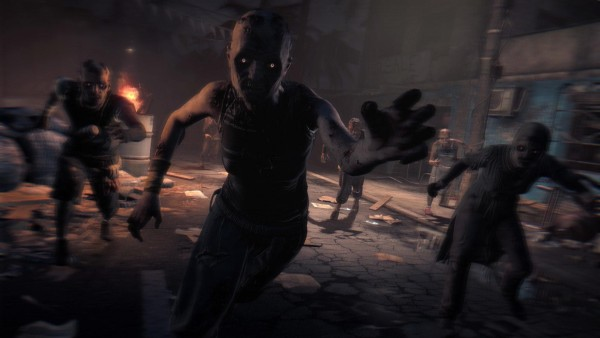 Pre-order DLC for Dying Light lets you be the zombie