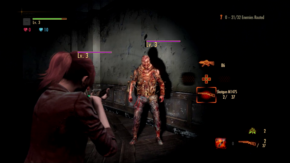 New Resident Evil Revelations 2 Raid Mode footage, screens